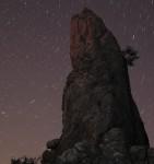 Noche en la montaña